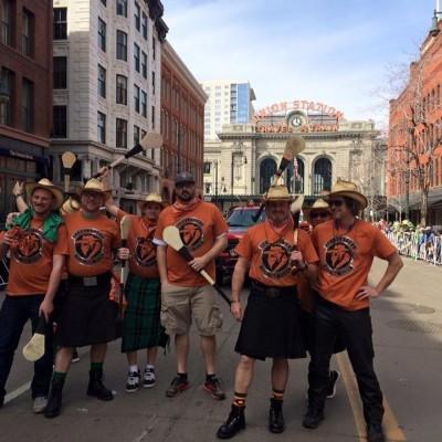 2016 St. Pat's Parade