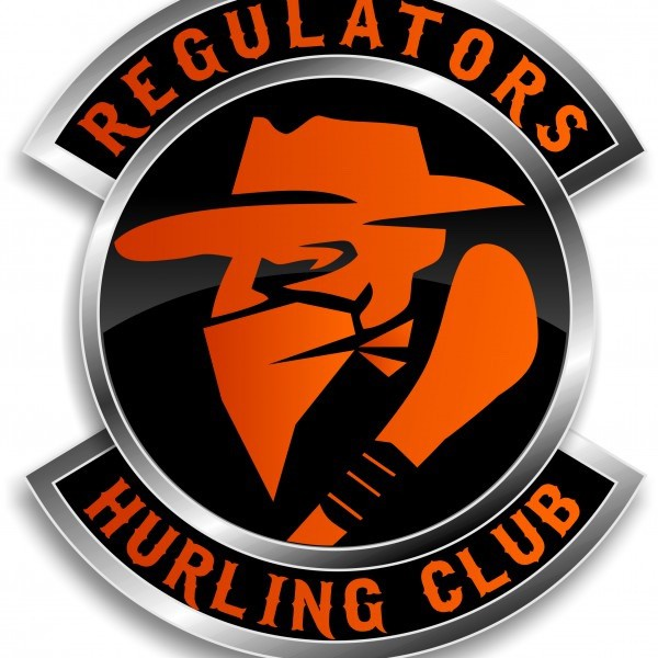 Regulators Hurling Club Logo JPG