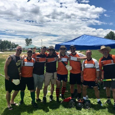 The Ancient Irish Sport of Hurling Is Alive in Denver