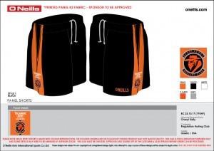 Regulators Hurling Club Shorts CAD 79549-9
