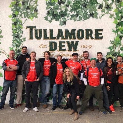 St Practice Day Pub Crawl 2018 Sponsored by Tullamore Dew