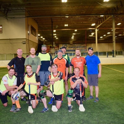 Year-End Indoor Scrimmage