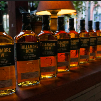 Tullamore Dew Irish Whiskey Tasting Dinner to Benefit Regulators