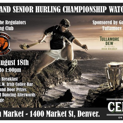 All-Ireland Senior Hurling Championship Watch Party