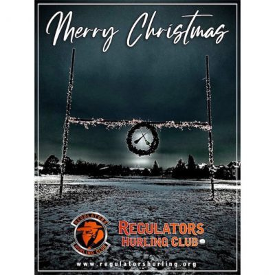 Happy Holidays From Regulators Hurling